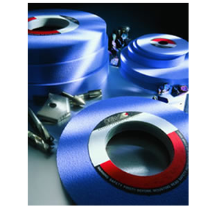Grinding wheels type 11