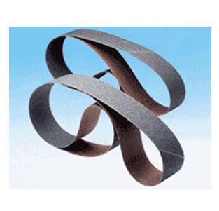 Zirconia linishing belts